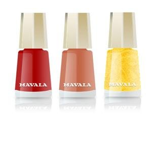 Mavala Mini Colour Nail Polish - Makore
