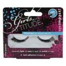 Girls With Attitude Shorties for Instant Eye Lift -Velvet Passion