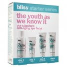 Bliss Starter Series The Youth As We Know It