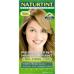 Naturtint Permanent Hair Colorant - 7G Golden Blonde 160ml