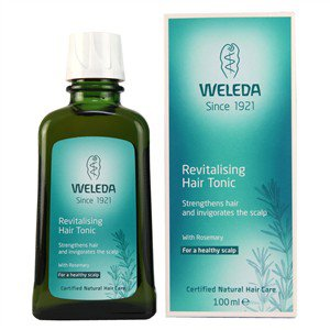 Weleda Revitalising Hair Tonic With Rosemary 100ml