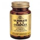Solgar Ultimate B+C Complex (Stress Formula) Tablets 60 Tablets