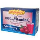 Emergen-C Cranberry and Pomegranate Flavour 30 Sachets