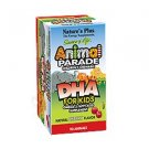 Natures Plus Animal Parade DHA - Natural Cherry Flavour 90 Tabs