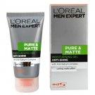 L'Oreal Men Expert Pure & Matte Moisturising Gel 50ml