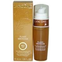 Lancome Flash Bronzer Self-Tanning Face Gel Record Application 50ml/1.69oz