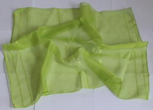 """Gift 21"""" Womens Neck head Scarf Wrap Green must read details"""