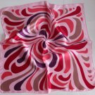 "Gift 20"" Neck Head Scarf Wrap  Stripes with defects - must read details"