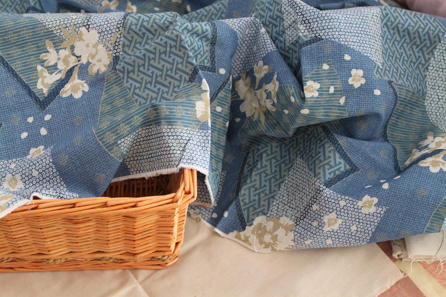 Unavailblen now -- DIY Patchwork Fabric cotton .. 0.55 yard x 0.55 yard for clothing, sheet ...