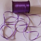 "Beautiful Violet Ribbon Band 0.12 "" Wide 10 yds Fast Shipping"
