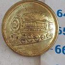 Boton Uniforme Ferrocarril Argentina Railroad Railway Button OLD #3