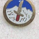 Argentine Army Ejercito Mountain Commando Badge #4