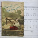 Foto Photo Photography Niña Girl Postcard OLD #4