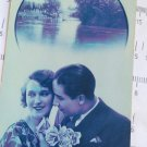 Foto Photo Photography Romantic Couple Postcard OLD #4 (