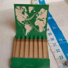SS BRAZIL CRUISE MARINE MOORE MC CORMACK LINES MATCHBOX MATCHES #4