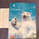 Argentina Argentine Coca Cola Bear Publicity Poster ORIGINAL #7