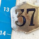 Argentina Argentine Police Badge Pin #8