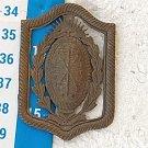 Argentina Argentine Santa Fe Police Badge Plate #8
