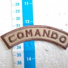 Argentina Argentine Army Commando Badge Patch #8
