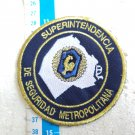Argentina Argentine Federal Police Badge Patch #8