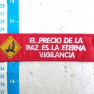 Argentina Air Force Keychain Patch Badge Mobile Radar #8