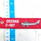 Argentina Air Force Keychain Patch Badge Cessna Airplane #8