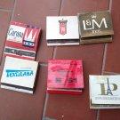 Matchbox - Match box - Boite d'allumettes - Streichholzschachtel LOT OF 6 Publicity #9