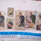 Argentina Argentine Holy Card St Cayetano Cayetan 6 Cards LOT #9