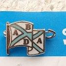 Argentina Argentine Bank Union Merchant Liner Design Pin Badge #9