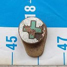 Argentina Argentine Green Pharmaceutical Cross OLD Badge Pin #9