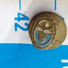 Argentina Argentine Flag Shield Vintage Badge Pin #9