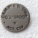 Argentina Argentine Industry Trade Union  Badge Pin  #9