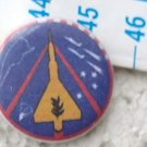 Argentina Argentine Air Force Mirage Squad Badge Pin #9