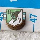 Argentina Argentine Hipolito Vieytes High School Flag Badge Pin #9