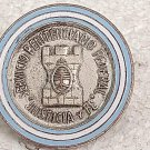 Argentina Argentine Police Corrections DOC Jail Badge #10