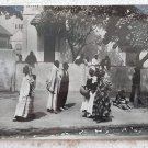 Photo Photography Woman Women in Dakar Postcard OLD #10