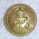 UK British Navy Marine Naval Button #11