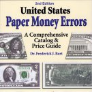 KRAUSE 2003 United States Paper Money Errors A Comprehensive Catalog