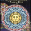 Adult Coloring Book Mystic Mandala  Print it Yourself Stress Relief FREE PDF SHIPPING