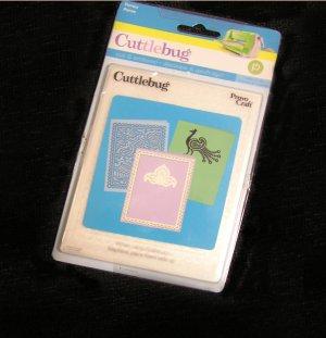 Cuttlebug Provo Craft Persia