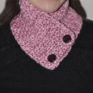 Two Toned Pink Neck Warmer