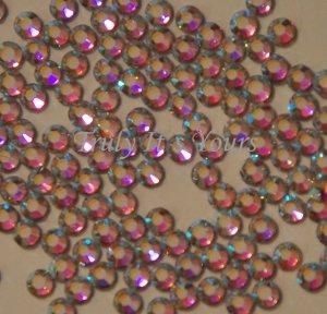 10ss Crystal AB Swarovski Flatbacks - Rhinestones