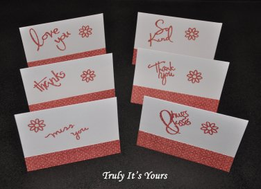 Assorted Greeting Cards Note Cards