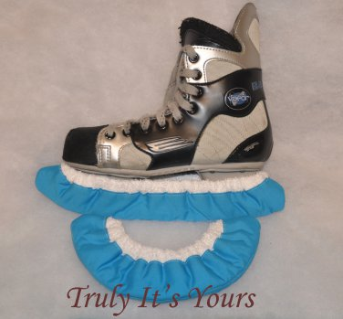 Ice Skate Hockey Soakers Blade Covers