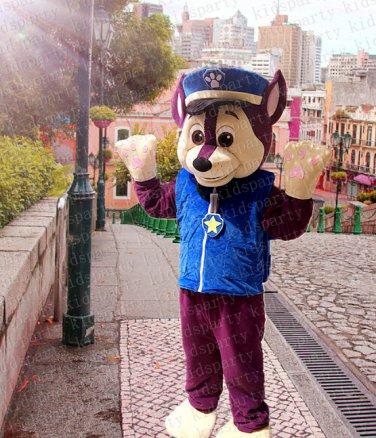 New Paw Patrol dog mascot costume Halloween costume fancy dress free shipping
