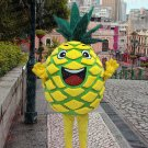 New high quality pineapple mascot costume adult size Halloween costume fancy dress free shipping