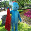 New high quality garden boy mascot costume adult size Halloween costume fancy dress free shipping