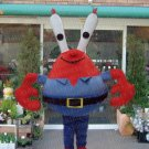 high quality Mr crab mascot costume adult size Halloween costume fancy dress free shipping