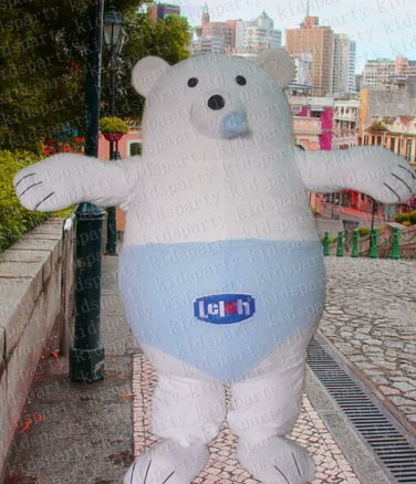 high quality baby bear mascot costume adult size Halloween costume fancy dress free shipping