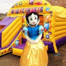 high quality snow white mascot costume adult size Halloween costume fancy dress free shipping